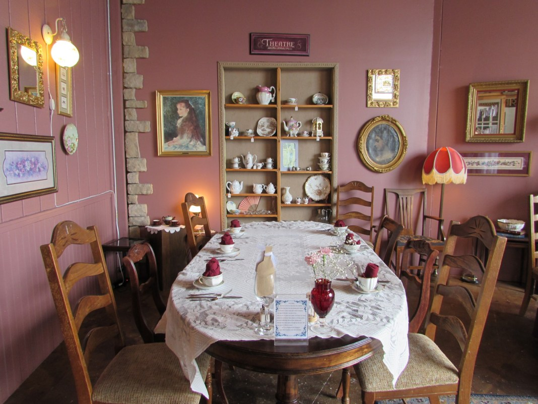 Old Town Grainery Tea Room Dining Table