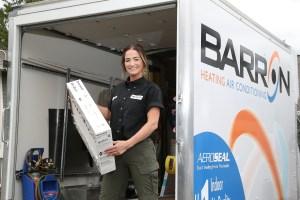 Barron Heating Building Science Expert Staff