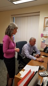 PeaceHealth Sedro-Woolley Cancer Center Hoxie and Hall