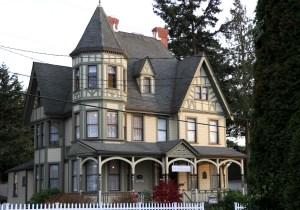 La Conner History Gauches Mansion