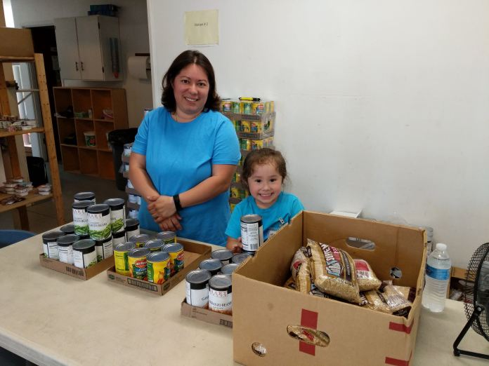 Skagit County Community Giving food bank Guadarramas