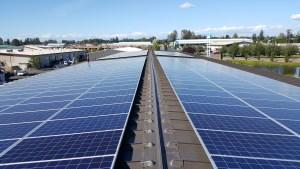 barron heating solar panels