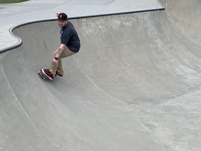 Sedro woolley Skatepark Metcalf Brandon-Belli
