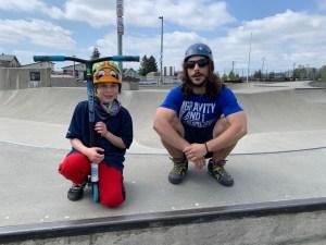 Sedro woolley Skatepark Metcalf William-and-Joey