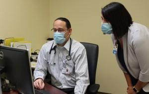 PeaceHealth-Nurse-Navigator-Anna-Jordan-and-Dr-Samuel-Tolman