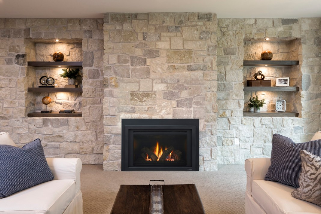 barron heating air conditioning fireplace