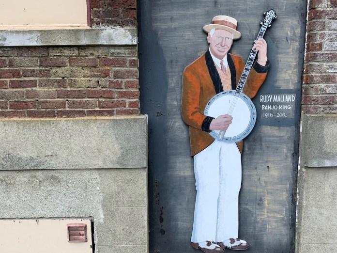 Anacortes murals history Rudy-Malland