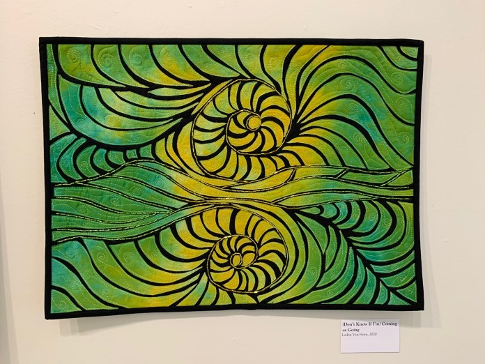 Pacific Northwest Quilt and Fiber Arts Museum Coming or Going