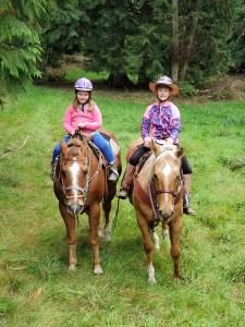 Skagit County Fair 4H Jaelynn VanValkenburg horse