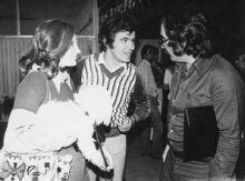 Split '75 - Molim, izvolite se dogovoriti tko će biti prvi, a tko će biti drugi: Tereza Kesovija, Zdenko Runjić i Mišo Kovač.