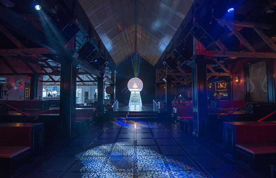 Cl Nightclub Houston  SKAM