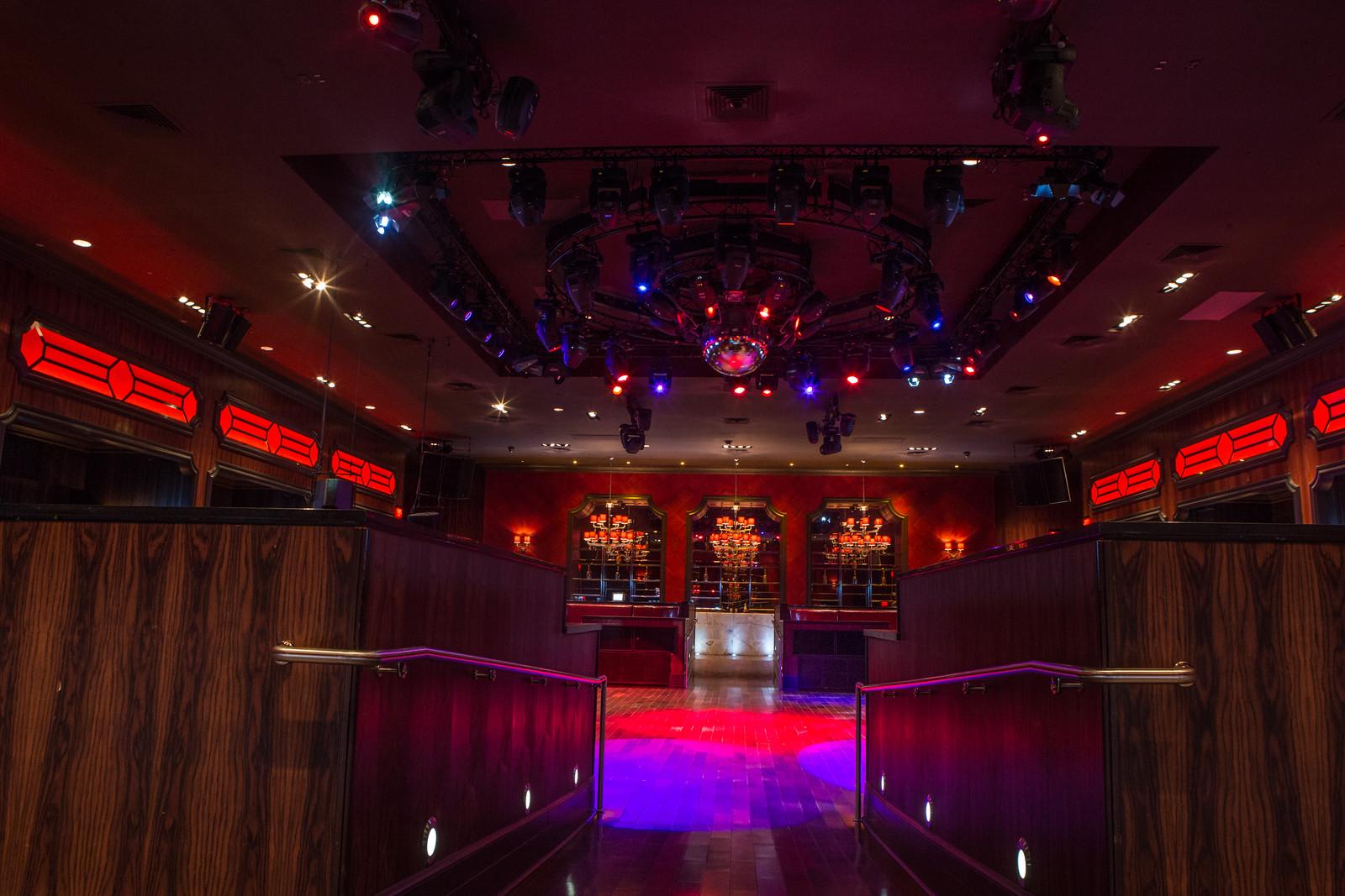Ryse Nightclub in Ameristar  SKAM