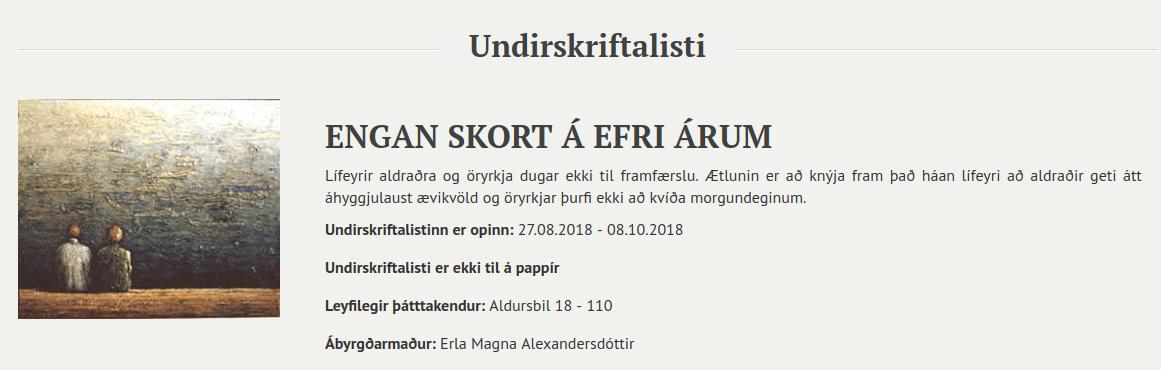 Kranablaðamennska, þöggun og hunsun á þörfu málefni