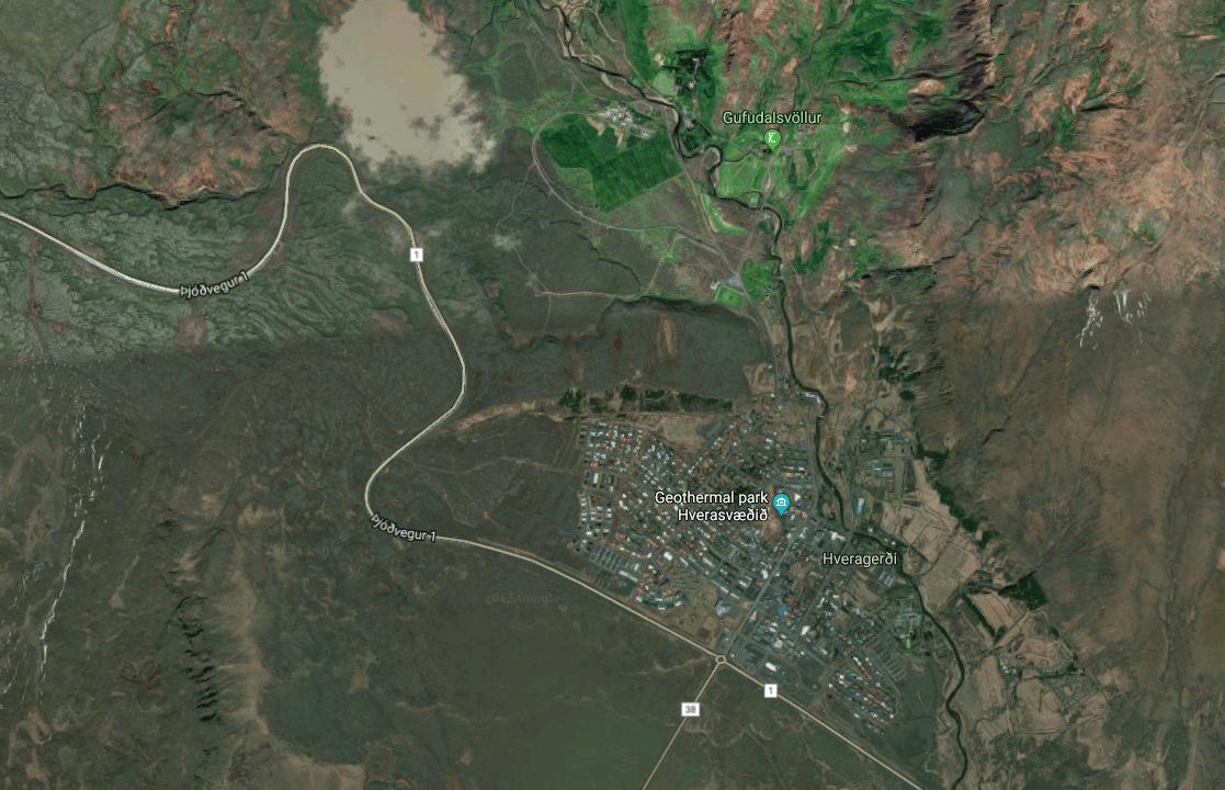 Hjólastólarallý niður Kambana í kvöld
