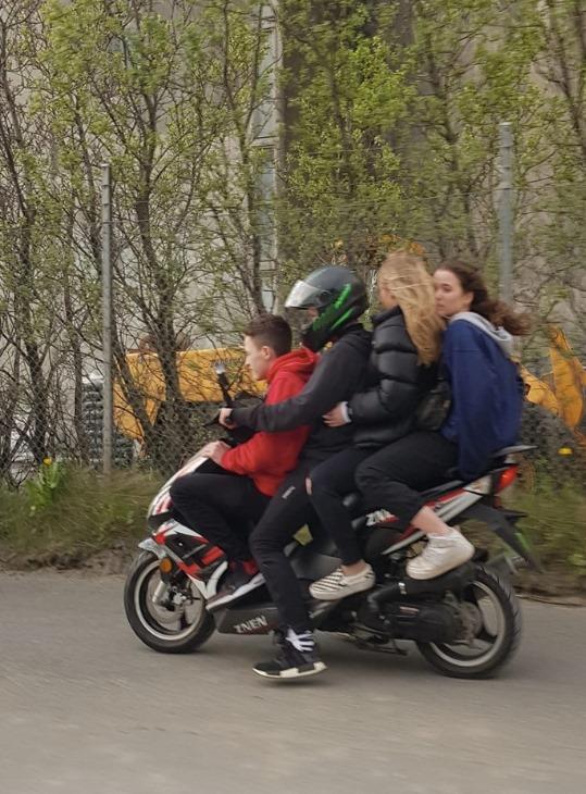 Foreldrar þurf að taka á þessu vandamáli áður en slys hlýst af