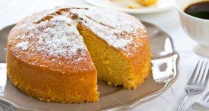 Шепа брашно захар яйца и 1 голям портокал и ако знаете какъв сладкиш си спретнах зимата вече друг не вкусвам