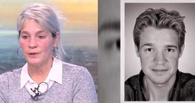 Сандра майката на изчезналия преди 6 години във Варна Ларс Митанг