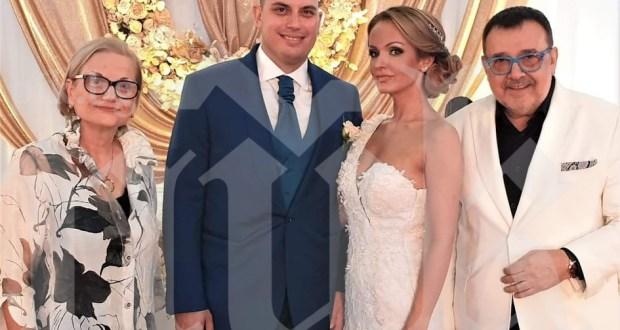 Илияна Йотова вдигна тежка сватба за над 100 бона в соц-стил - вижте лъскавото парти и красивите рокли на булката / СНИМКИ