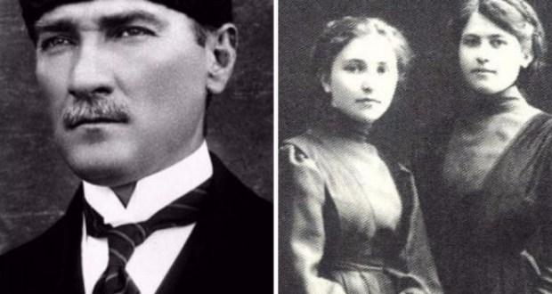 Историята за невъзможната любов на Кемал Ататюрк и Димитрина Ковачева