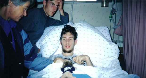 Мартин прекара в кома цели 12 години и разказа какво е усещал