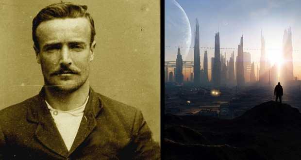 Хроники от бъдещето: Невероятната история на Пол Амадеус Динах от 3096 г.