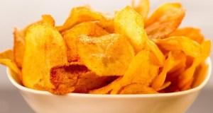 Домашен чипс за 10 минути – без фритюрник