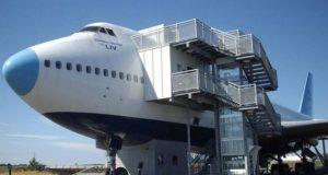 Вторият живот на Boeing 747: Най-необичайният хотел в света