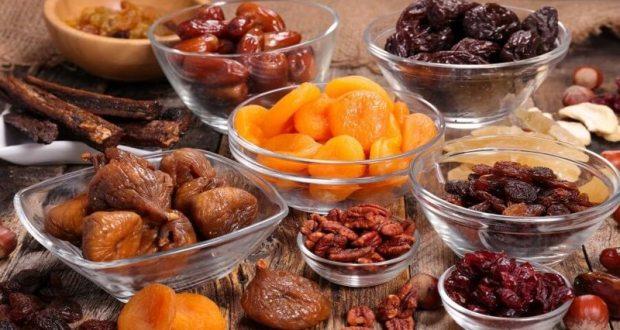 Сушени кайсии за сърцето стафиди за нервите: 6 сушени плода вместо хапчета
