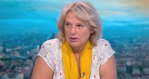 Д-р Гълъбова: Витанов май получава оргазъм докато говори за брой починали