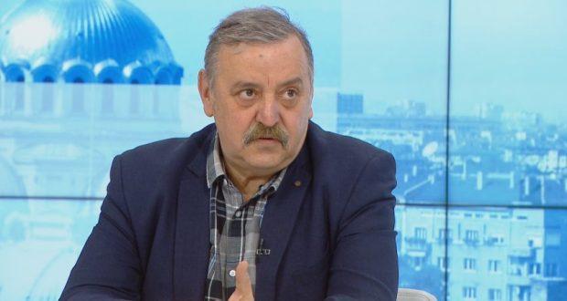 Кантарджиев: Имаме пълни болници пълни интензивни отделения четвъртата вълна надмина починалите с COVID от третата вълна