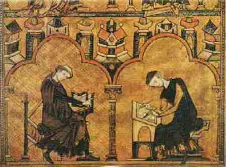 monges-copistas