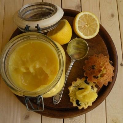 Citrininis kremas (lemon curd)