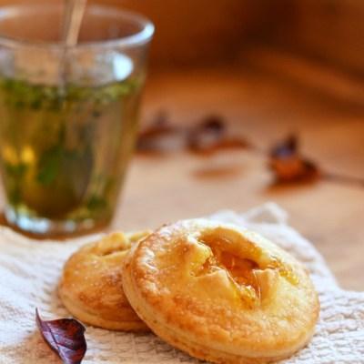 Trapūs pyragaičiai su figų džemu