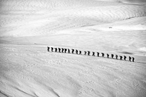 Ice Field Summit