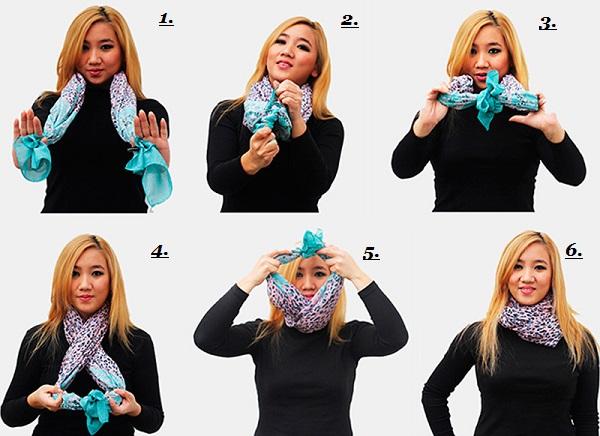 Как-завязать-платок-на-шее-36