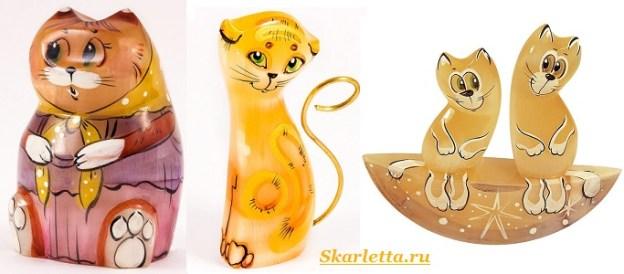 Статуэтки-кошек-10