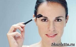Как-красить-брови-краской-Описание-процедуры-окраски-бровей-1