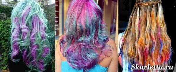 Макияж-для-волос-Фото-примеры-макияжа-на-волосах-5
