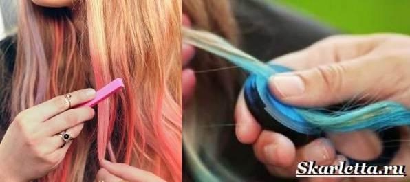 Макияж-для-волос-Фото-примеры-макияжа-на-волосах-9
