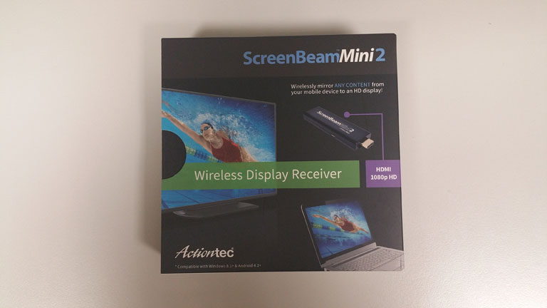 ScreenBeam Mini streaming android