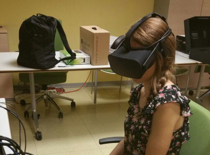 virtual reality startup