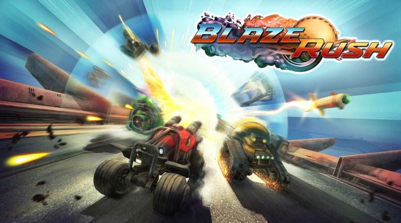 BlazeRush review: micro-races in VR are funny!