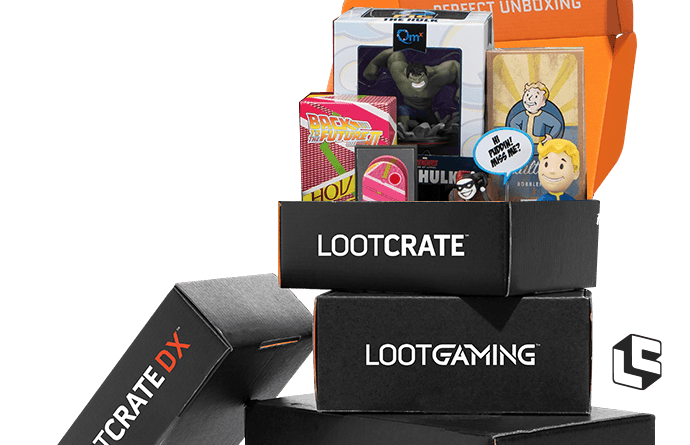 lootcrate collectibles VR