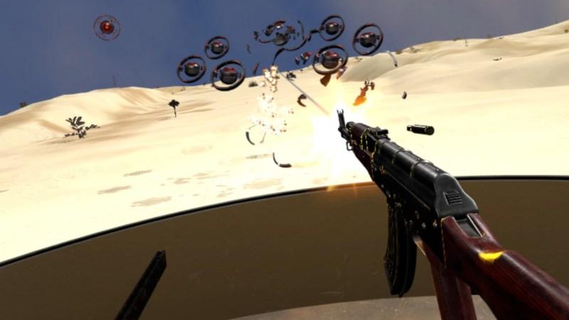 master shot virtual reality shooting review