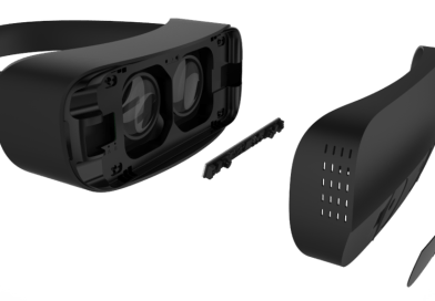 Leap Motion v2 device virtual reality