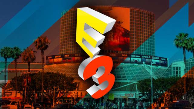 virtual reality e3 logo