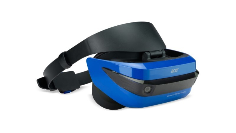acer mixed reality headset