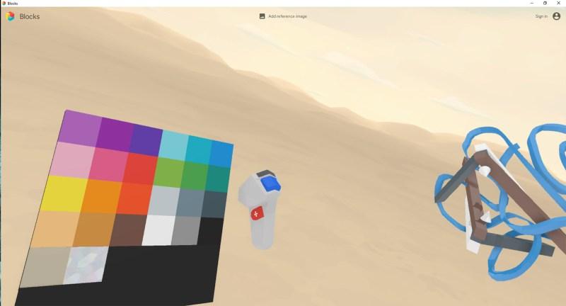 Google Blocks 3d modeling review