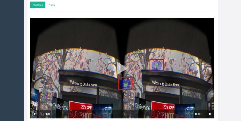 Headjack 360 VR video app platform analytics