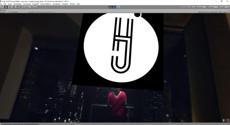 Headjack 360 VR video app platform Unity